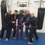 Hamilton BJJ Black Belts from Joslin's MMA