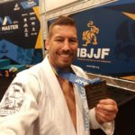 Hamilton BJJ Athlete Jeff Joslin wins Bronze at the Masters World Championship!