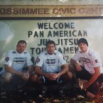 Team Joslin's BJJ'er in Florida for the 2002 IBJJF Pan/American Championship