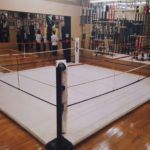 Joslin's Kickboxing Ring