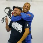 Royce choking out Joslin MMA fighter Dallas...