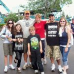 Joslin`s Inferno Edition T-shirt spotting at Darien Lake