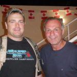 A Joslin's T-shirt got to meet the hockey legend Guy Lafleur thanks to Scott!