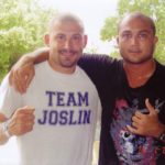 Paul, his Joslin Tee and BJ Penn