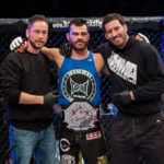 The Champ - Ryan Dickson brings the Hardknocks fighting championship belt back to Hamilton