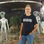 Joslin's T-Shirt Sighting at the UFO Museum and Research Center in Roswell New Mexico. Thanks Zen for the pic!