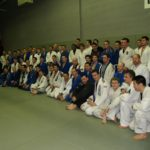 BJJ Training session in Hamilton