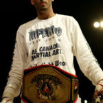 Jeff Joslin wins the APEX fighting World Title Belt