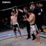 Hamilton MMA Fighter Ryan Dickson wins!