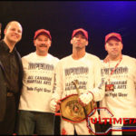 Hamilton MMA fighter wins the Apex World Championship title by Knockout