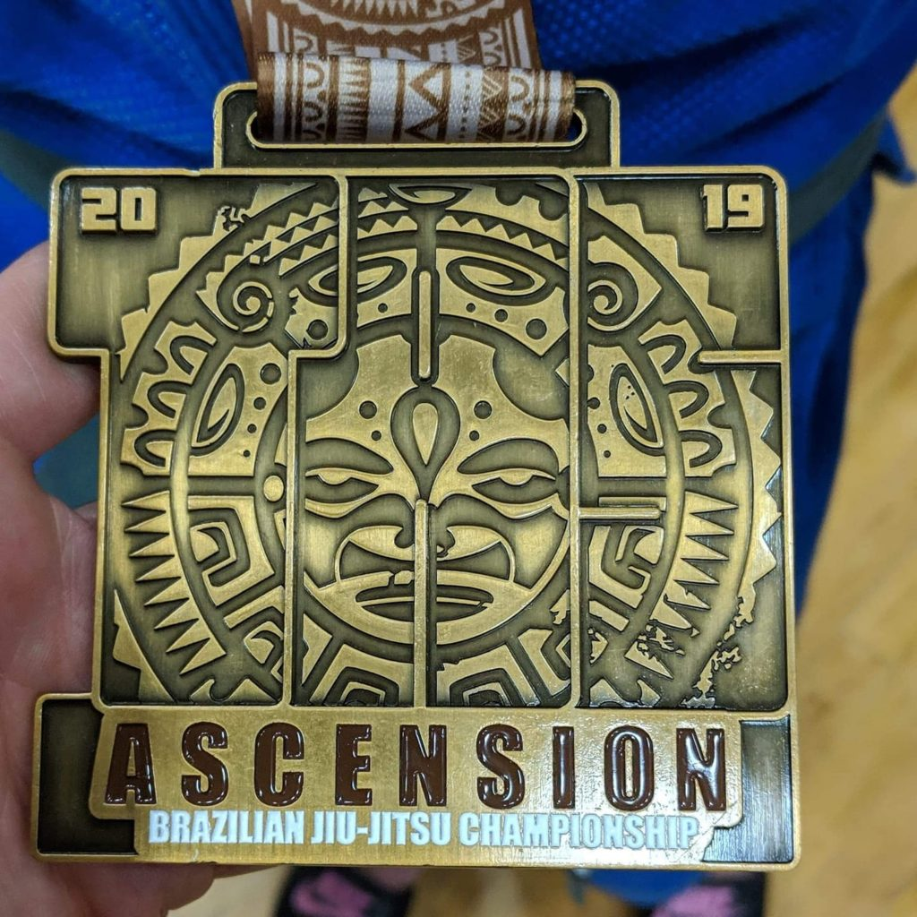 24 Medals for the Joslin's Brazilian Jiu-Jitsu Team at the Ascension BJJ Open!